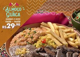 Almoço R$29,90 (Buffet Livre)