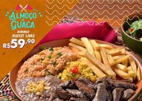 Almoço mexicano aos domingos R$59,90 (Buffet Livre)