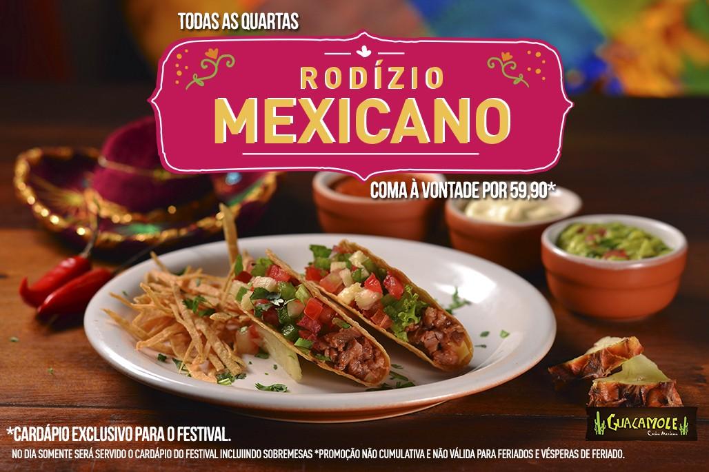 Rodízio Mexicano