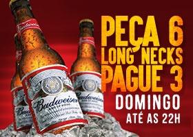 Domingo Cerveja peça 6 pague 3