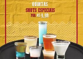 Shots R$9,90