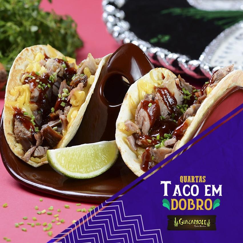 Tacos em Dobro