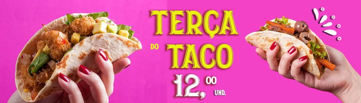 Terça dos Tacos