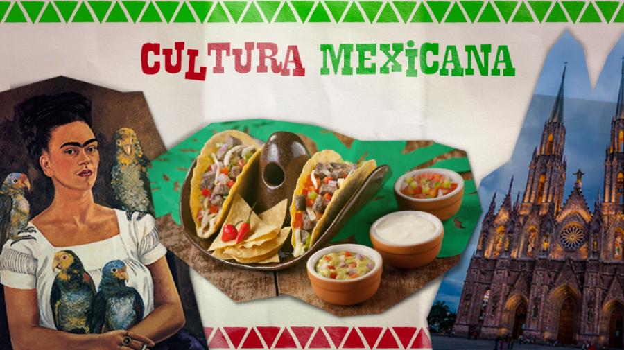 A riqueza da cultura mexicana