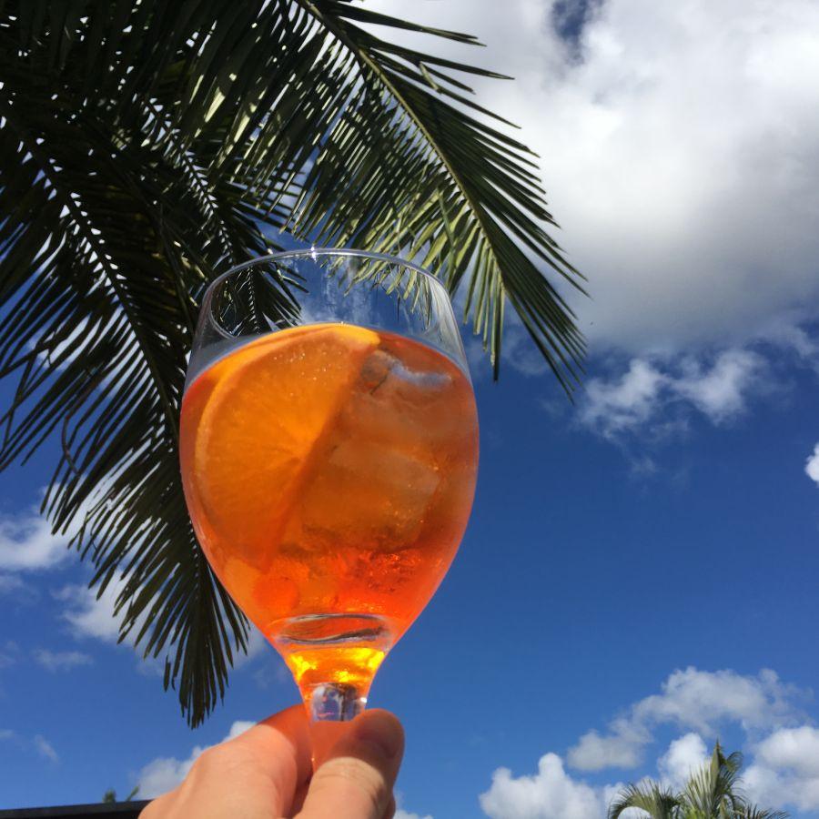 Aperol Spritz - o drink do momento!
