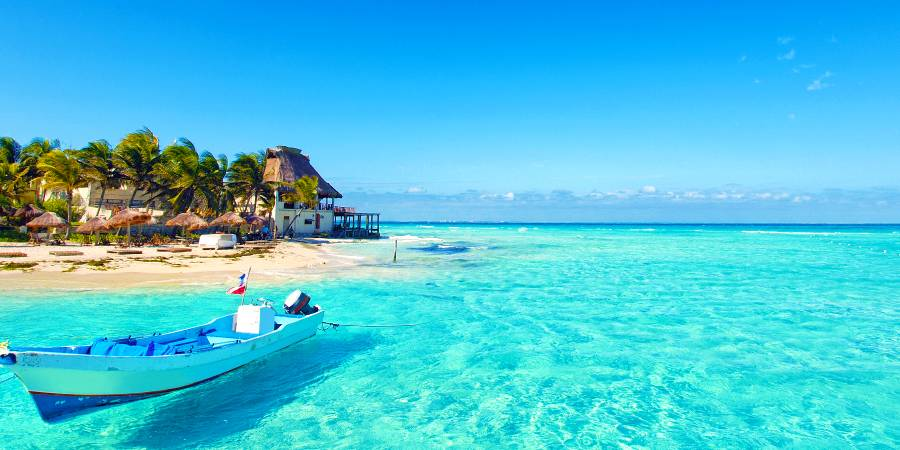 Isla Mujeres: uma beleza natural do México