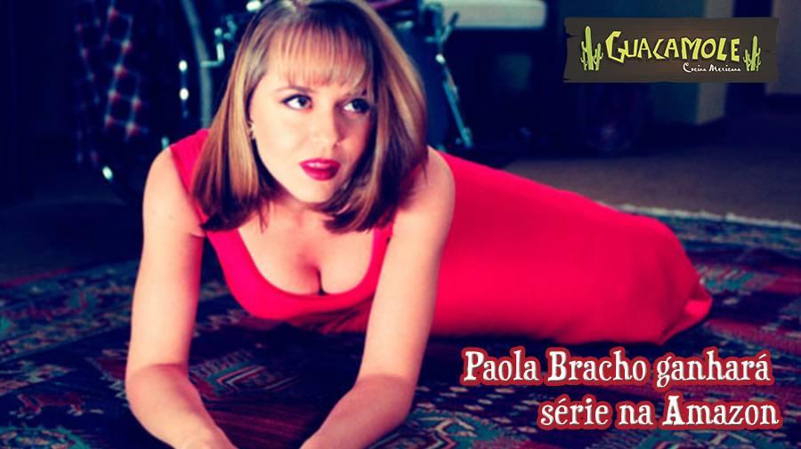 Paola Bracho ganhará série na Amazon
