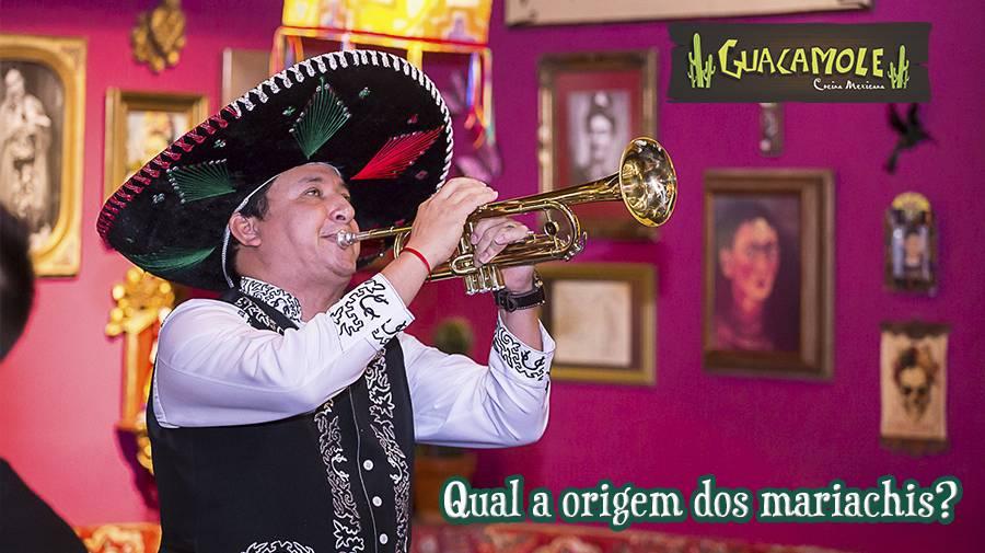 Qual a origem dos mariachis?