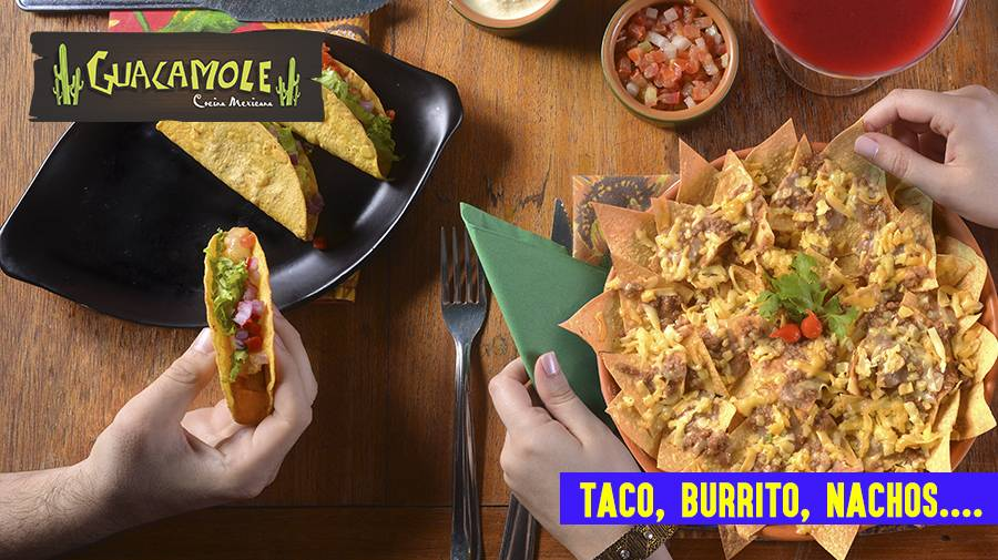 Taco, burrito, nacho… Quem é quem na culinária mexicana?