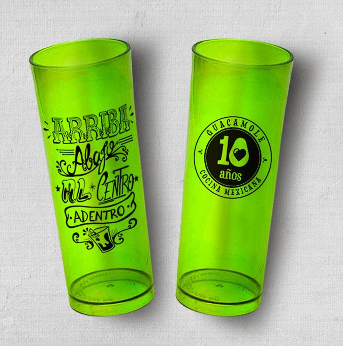 Copo Long Drink Guaca 10 anos